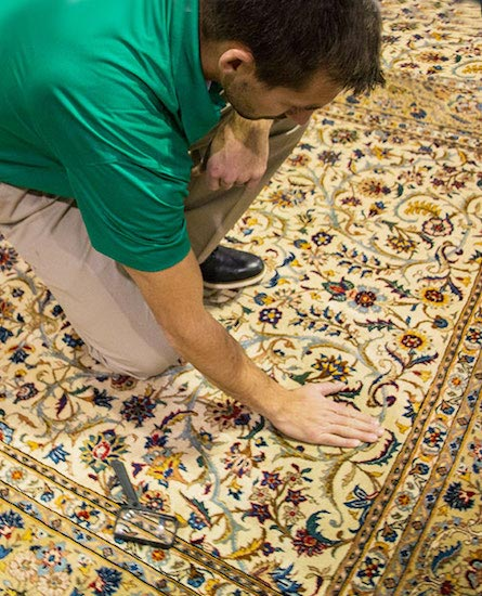 Professional Area and Oriental Rug Cleaning by  Southwest Chem-Dry in Marshall